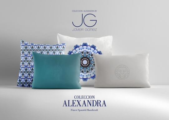 Javier Gomez - Pillow Collection